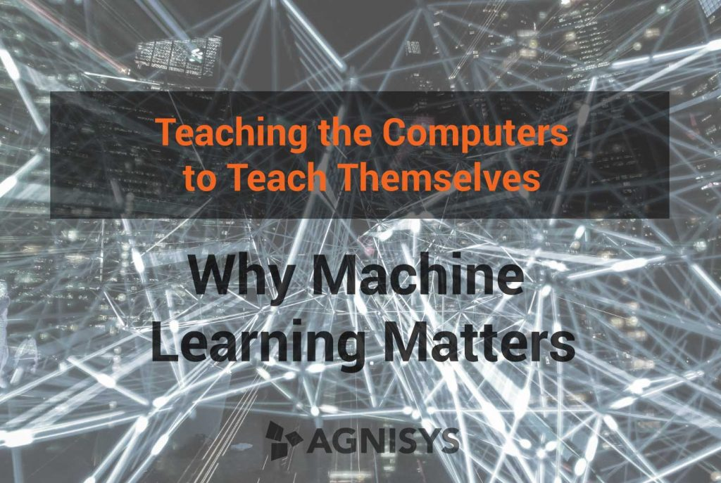why-machine-Learning-matters